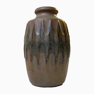 Mid-Century Ceramic Vase by Günther Praschak for Knabstrup, 1960s