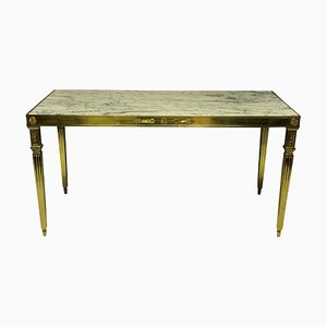 Antique Italian Neoclassical Gilt Bronze Centre Table