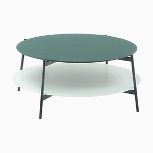 Round Shika Coffee Table by A+A Cooren