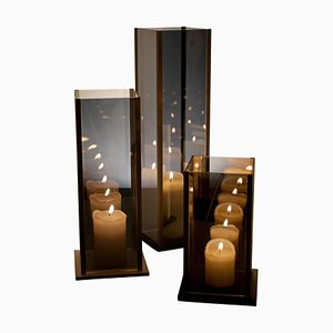 Kaleido Original Kerzenhalter Set von Arturo Erbsman, 3er Set