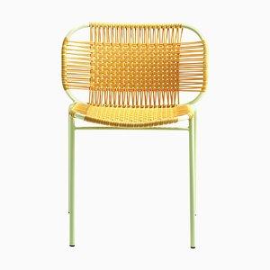 Honey Cielo Stacking Chair by Sebastian Herkner