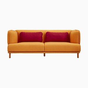 Hug Sofa 3-Seat by Cristian Reyes