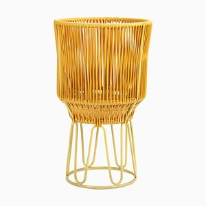 Honey Circo Flower Pot 2 by Sebastian Herkner