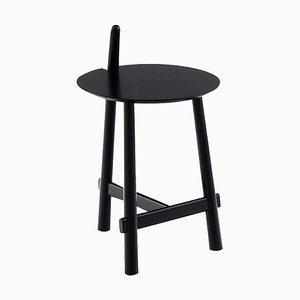 Black Altay Side Table by Patricia Urquiola