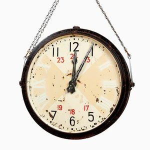 Grande Horloge de Gents of Leicester, 1930s