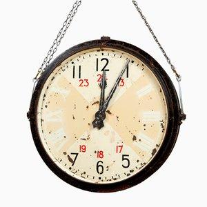 Große Uhr von Gents of Leicester, 1930er