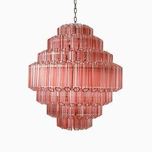Pink Grande Palermo Chandelier