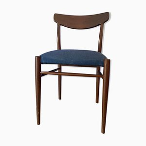 Scandinavian Teak Chairs by Harry Ostergaard, 1960s