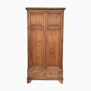 19th Century Narrow Cabinet