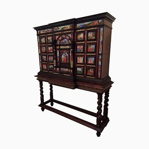 18th-Century Cabinet on Stand