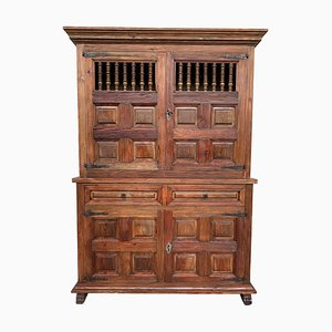 20th Century Walnut Cabinet