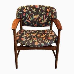 4205 Armlehnstuhl von Larsen & Bender für Fritz Hansen