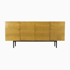 Ulmenholz Sideboard von Herbert Hirche für Christian Holzäpfel KG, 1950er