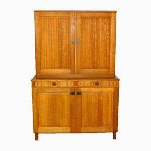 Oak Cabinet by Carl Malmsten, Sweden 1960s