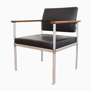 Mid-Century German Lounge Chair from Lübke, 1960s