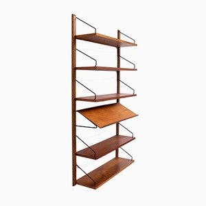 Bookcase by Poul Cadovius, Denmark, 1960s
