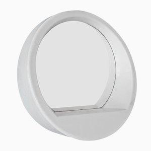 Vintage Round Wall Mirror