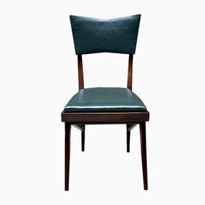 Italienische Mid-Century Stühle, 4er Set