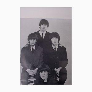 Póster promocional de The Beatles, 1964