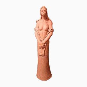 Large Terracotta Statue