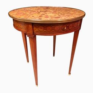 Louis XVI Style Round Pedestal Table