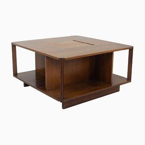 Tavolo da bar quadrato di Marco Zanuso per Arflex, Italia, 1965