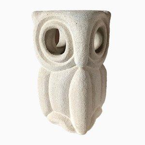 Hibou Stone Lampe von Albert Tormos