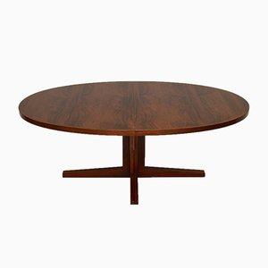 Vintage Danish Dining Table by John Mortensen for Heltborg Møbler