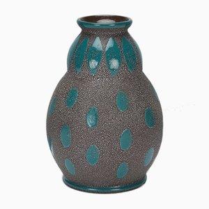 Art Deco Ceramic Vase, 1930s