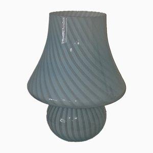 Murano Swirl Mushroom Lamp