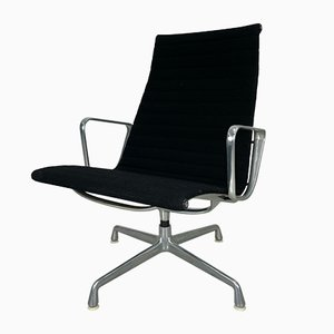 Ea 115 Lounge Chair by Charles & Ray Eames for Herman Miller