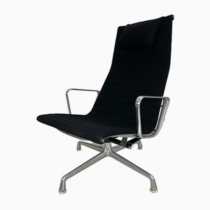 Ea124 Lounge Chair by Charles and Ray Eames for Herman Miller