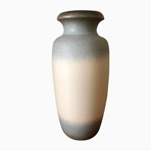 Large Gray Blue Survey Vase from Scheurich