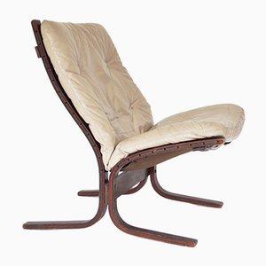 Vintage Siesta Chair by Ingmar Relling for Westnofa, 1968