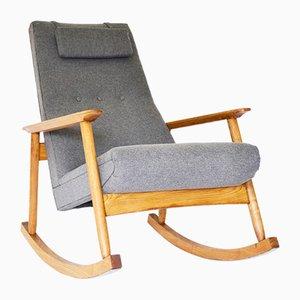 Mid-Century Rocking Chair by Valerija Ema Cukermanienė, 1960s
