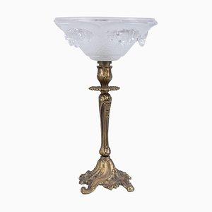Französische Lampe von Ezan, 1920er