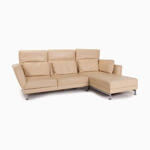 Moule Leather Sofa from Brühl & Sippold
