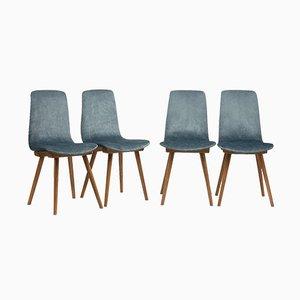Typ A-6150 Stühle, 4er Set