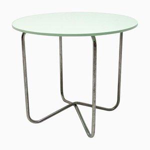 Bauhaus Coffee Table by Jindřich Halabala, Czechoslovakia, 1930s