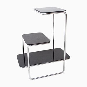 B 136 Flower Stand by Emile Guillot for Thonet, 1930s