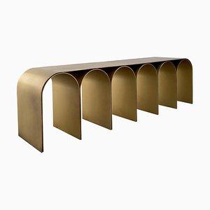 Stahl Bogenbank von Pietro Franceschini