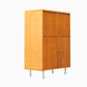 Cabinet with Secretaire by Cees Braakman for Pastoe