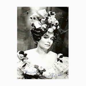 Unknown, Eva-Maria Rogner Autographed Photograph, 1960