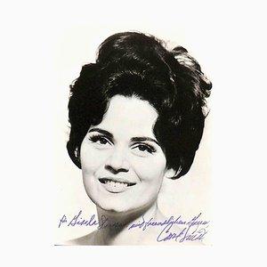 Unbekannt, Carol Smith Autogramm, 1950