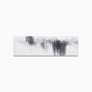 Storm Series Horizontal 43, Abstract Drawing, 2011