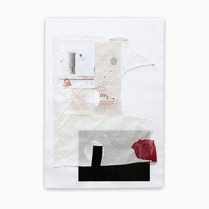 K2004, Oeuvre Abstraite sur Papier, 2020