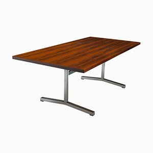 Rosewood Conference Table by Theo Tempelman for A. P. Originals, 1960s