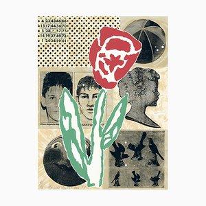 Donald Baechler, Flower, 1994