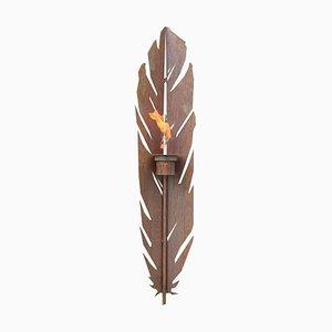 Feather Sculpture, 2021