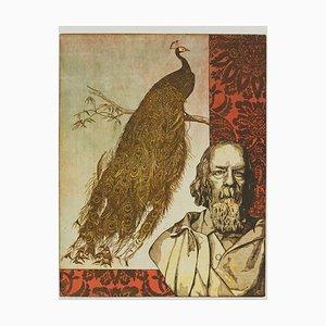 Annemarie Petri, Intérieur d'un Peafowl Bird, 2001